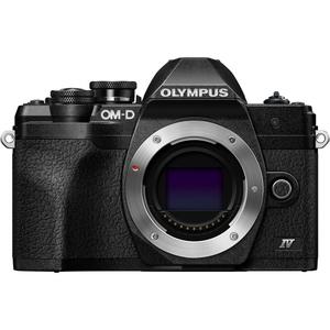 OM-D/E-M10MK4ボデイBL オリンパス ミラーレス一眼カメラ「OM-D E-M10 Mark IV」ボディ(ブラック)