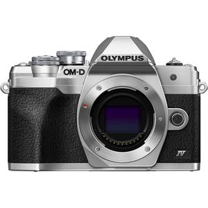OM-D/E-M10MK4ボデイSL オリンパス ミラーレス一眼カメラ「OM-D E-M10 Mark IV」ボディ(シルバー)