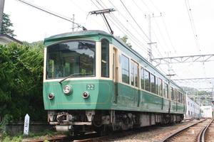 [鉄道模型]モデモ 【再生産】(N) NT166 江ノ島電鉄20形「22F」(M車)
