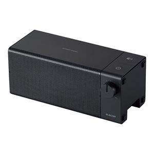 SP-TVWT01CBK エレコム 2.4GHzワイヤレス TV用手元スピーカー(ブラック) ELECOM