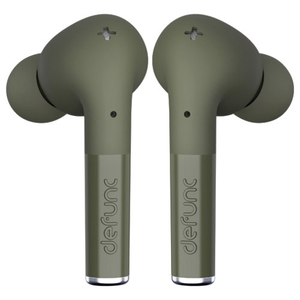 D4243 デファンク 完全ワイヤレス Bluetoothイヤホン(グリーン) TRUE GAMING