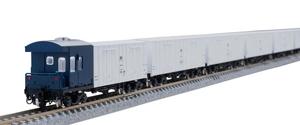[鉄道模型]トミックス (Nゲージ) 98723 国鉄 レサ10000系貨車(とびうお・ぎんりん)基本セット(8両):Joshin web 家電とPCの大型専門店