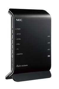 豊富な品 PA-WG1200HP4 NEC 11ac対応 NEW ARRIVAL 867 300Mbps 無線LANルータ