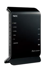 PA-WG1200HS4 NEC 一部予約 11ac対応 300Mbps 無線LANルータ 867 超特価SALE開催