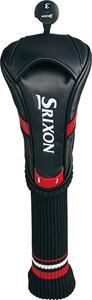 GGE-S164-F-BK ダンロップ 安心の定価販売 スリクソン フェアウェイウッド用ヘッドカバー ブラック SRIXON DUNLOP 店内全品対象