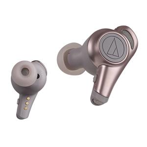 ATH-CKR70TW-BG オーディオテクニカ 完全ワイヤレス Bluetoothイヤホン(ベージュ) audio-technica