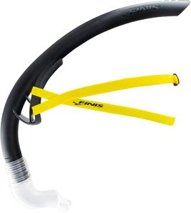 FIN-105021-101 FINIS フィニス 出群 スタビリティシュノーケルスピード Snorkel Stability 即出荷 Speed ブラック