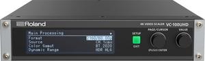 VC-100UHD ローランド 爆買い新作 4Kビデオ Roland スケーラー 高価値