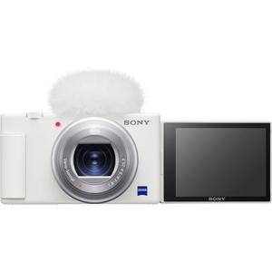 ZV-1W ソニー デジタルカメラ VLOGCAM 現金特価 ホワイト Vlogcam おすすめ ZV-1