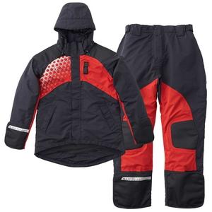 No.30370711 リプナー LIPNER プロモデル 防水防寒スーツ (ブラック・LL) LIPNER