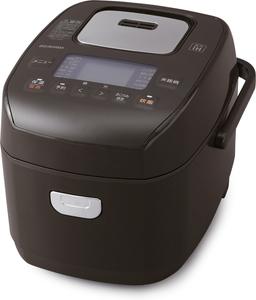 炊飯器 一人暮らし 3合 店内全品対象 KRC-PD30-T アイリスオーヤマ 圧力IHジャー炊飯器 ブラウン OHYAMA KRCPD30T IRIS チープ 3合炊き
