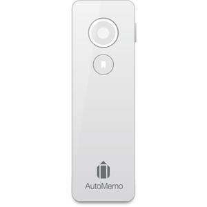 AM1WH ソースネクスト AIボイスレコーダー「AutoMemo(オートメモ)」 SOURCENEXT AutoMemo