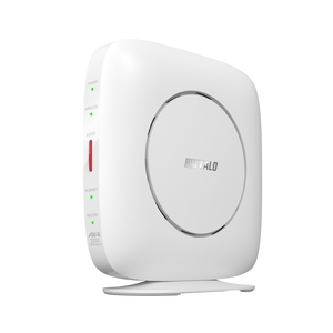 WSR-3200AX4S-WH バッファロー 信託 11ax Wi-Fi 対応 無線LANルータ 入手困難 6 2401+800mbps
