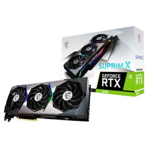 3090 SUPRIM SALE X 24G MSI 人気商品 PCI 4.0 RTX Express グラフィックスボードMSI GeForce