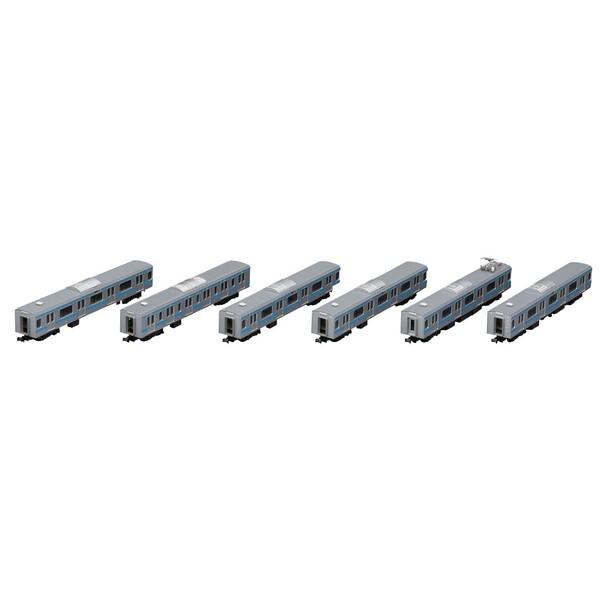 鉄道模型 トミックス Nゲージ 98433 JR 増結セット 後期型 セールSALE%OFF 京浜東北線 209-0系通勤電車 お得 6両