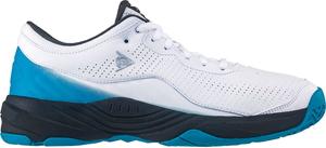 DUN-DTS1051WB-22.5 ダンロップ テニスシューズ ホワイト×ブルー サイズ:22.5cm DUNLOP COURT 返品送料無料 ALL ユニセックス 驚きの値段で SPEEZA 3