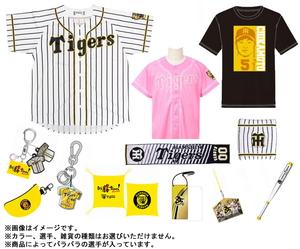 12JRAT9900L ミズノ 阪神タイガース お楽しみ袋(サイズ:L) MIZUNO