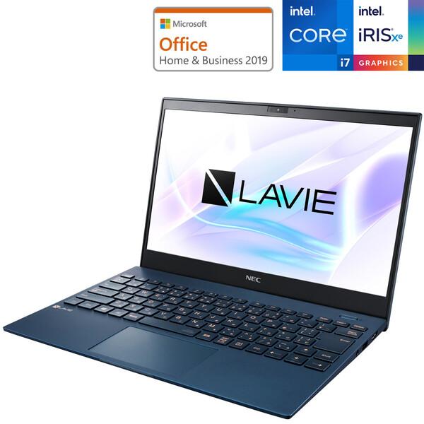 超歓迎された PC-PM950BAL NEC 13.3型モバイルノートパソコン LAVIE Pro Mobile PM950/BAL - ネイビーブルー (Core i7/ 16GB/ 512GB SSD/ SIMフリー)Microsoft Office Home & Business 2019付属, ヤスダ倶楽部 908b5346