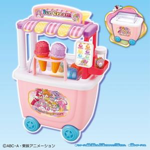 お求めやすく価格改定 トロピカル~ジュ プリキュア 新品 メガハウス ときめきアイスクリームカート