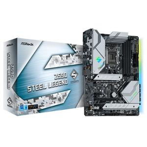 開店祝い Z590 STEEL LEGEND お値打ち価格で ASRock ATX対応マザーボードASRock Legend Steel