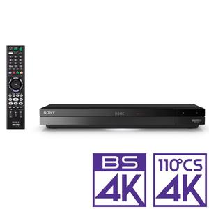 BDZ-FBT6100 ソニー 6TB HDD 3チューナー搭載 ブルーレイレコーダー4Kチューナー2基内蔵4K SONY HDブルーレイ再生対応 Ultra FBシリーズ BRAVIA ランキング総合1位 代引き不可