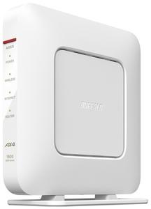 WSR-1800AX4S-WH バッファロー 特価 11ax 最安値挑戦 Wi-Fi 6 対応 親機 ホワイト 1201+573mbps 無線LANルータ