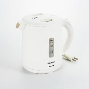 AKT11 アビテラックス 電気ケトル 1.0L 定番キャンバス ファッション通販 ホワイト