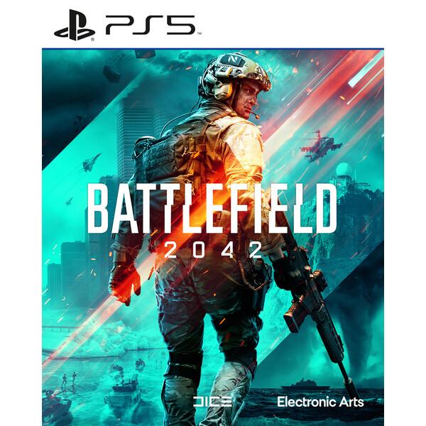 封入特典付 正規品送料無料 PS5 Battlefield 2042 オンライン限定商品 バトルフィールド アーツ エレクトロニック ELJM-30086