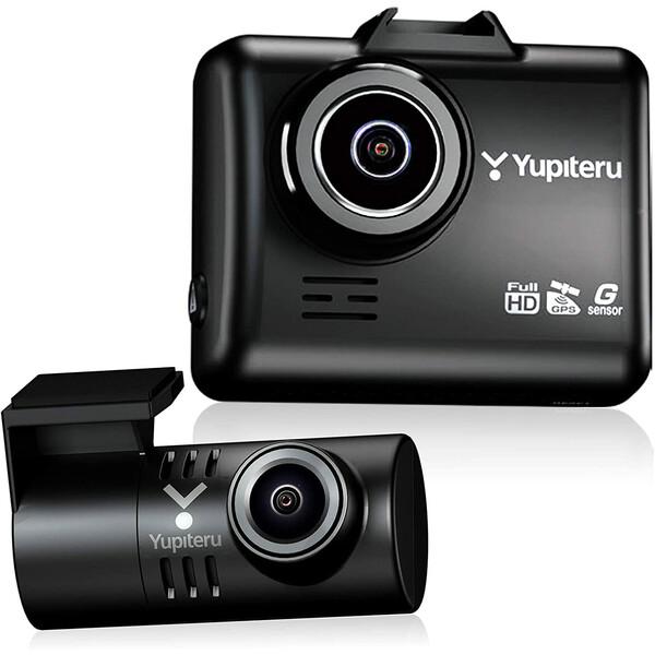 SN-TW97C ユピテル 前後2カメラドライブレコーダー YUPITERU