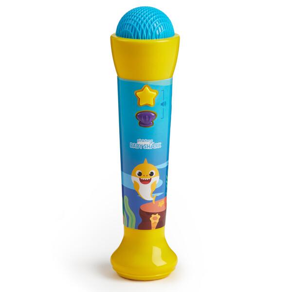大人気! BABY SHARK 中古 Microphone BSメロディマイク アガツマ