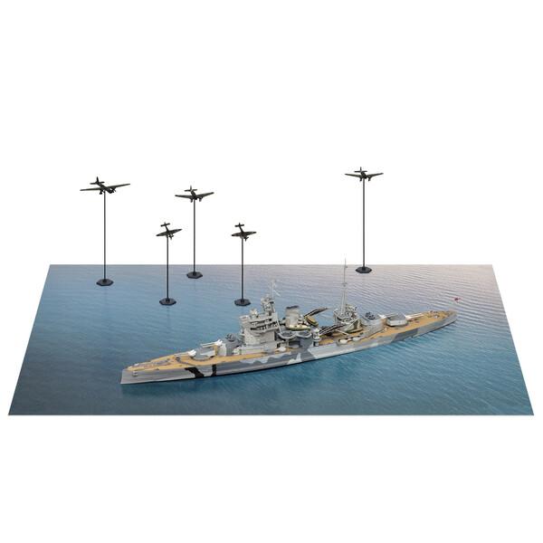 1 700 返品交換不可 イギリス海軍 戦艦 クイーン エリザベス NEW売り切れる前に☆ プラモデル ドイツ空軍 ピットロード VS SPS20