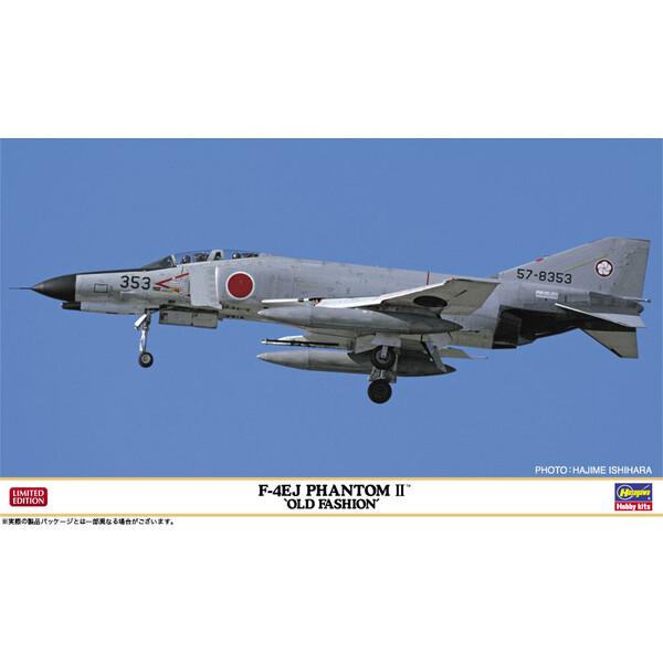 """1 72 F-4EJ 新品未使用 ファントム II ギフ_包装 プラモデル 02389 ハセガワ """"オールドファッション"""""""