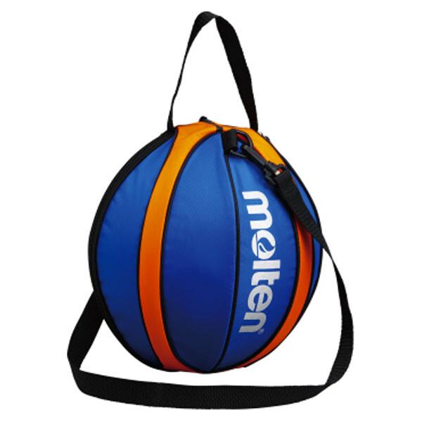 激安通販専門店 アウトレット MT-NB10BO モルテン ボールバッグ 1個入れ バスケットボール Molten ブルー×オレンジ