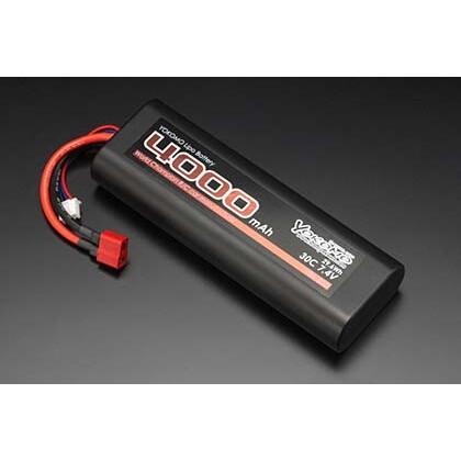 T型コネクター付 YOKOMO Lipo スーパーSALE セール期間限定 4000mAh バッテリー 限定タイムセール ヨコモ YB-L400BT ラジコン用