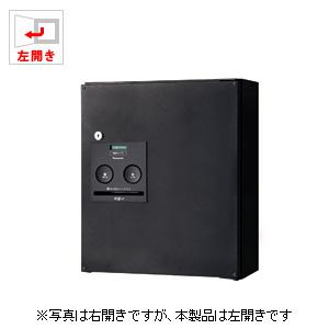 CTNR4040LTB パナソニック 【設置工事費込】宅配ボックス(左開き)鋳鉄ブラック色 Panasonic COMBOコンパクトタイプ [CTNR4040LTB]【返品種別B】