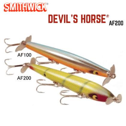 モデル着用 注目アイテム SMITHWICK スミスウィック ご注文で当日配送 DEVIL'S HORSE デビルホース 1 2oz AF200