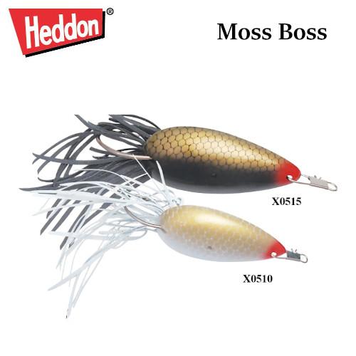 納期3 4ヶ月 ※3個セットでの販売になります 予約 3個セット 取寄せ商品 X0510 1着でも送料無料 HEDDON Moss お買得 ヘドン モスボス Boss