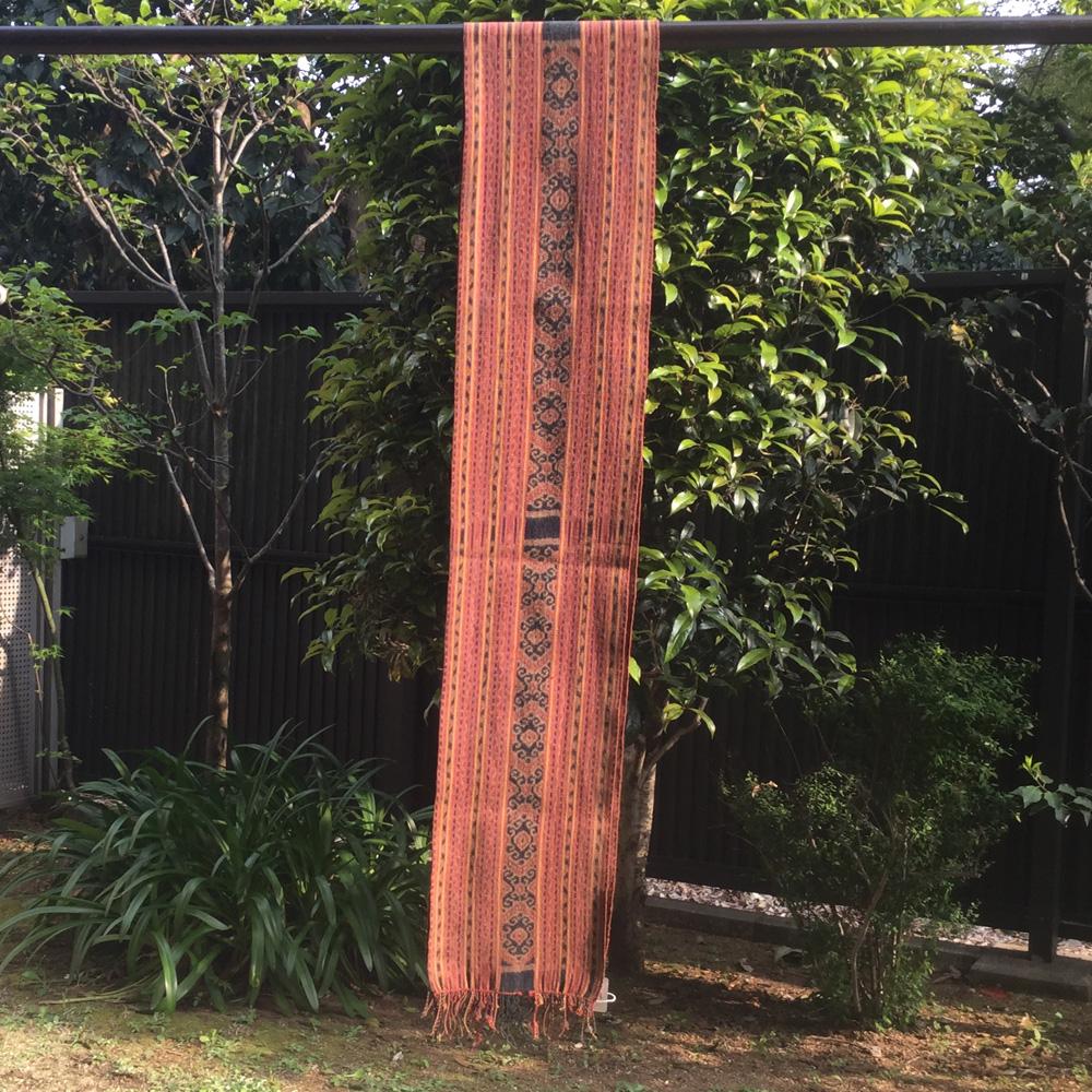 ティモール島のイカット 型番6021