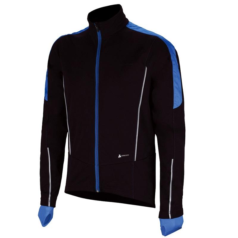 長袖ウェアー BBB ウインター コントロールシールド L メンズ ジャケット ブラック/ブルー BBW-261 / サイクリング用ウェア/ 自転車 パーツ【送料無料】