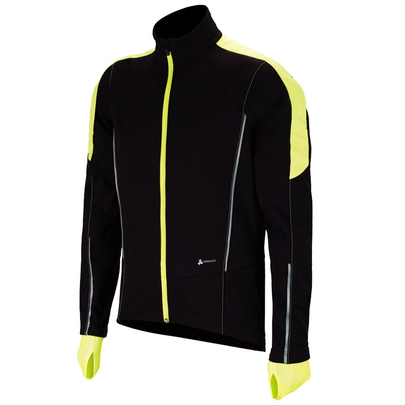 長袖ウェアー BBB ウインター コントロールシールド XL メンズ ジャケット ブラック/イエロー BBW-261 / サイクリング用ウェア/ 自転車 パーツ【送料無料】