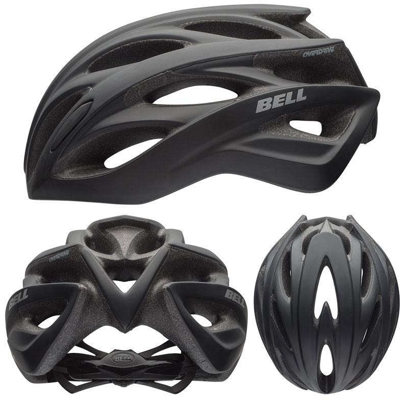 BELL OVERDRIVE オーバードライブ ヘルメット/ ベル 自転車 大人用ヘルメット