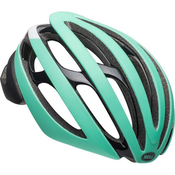 BELL Z20 MIPS Z20ミップス ブラック×ホワイト×ミント ヘルメット/ ベル 自転車 大人用ヘルメット