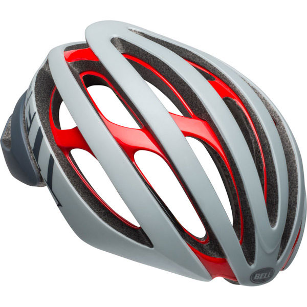 BELL Z20 MIPS Z20ミップス グレー×クリムゾン ヘルメット/ ベル 自転車 大人用ヘルメット