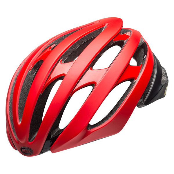 BELL STRATUS MIPS ストラータスミップス マットレッドブラック ヘルメット/ ベル 自転車 大人用ヘルメット