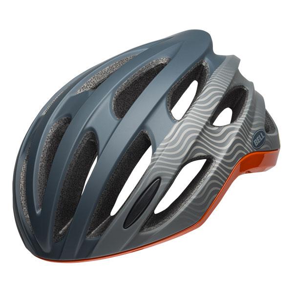 BELL FOMULA MIPS フォーミュラ ミップス スレート×グレー×オレンジ ヘルメット/ ベル 自転車 大人用ヘルメット