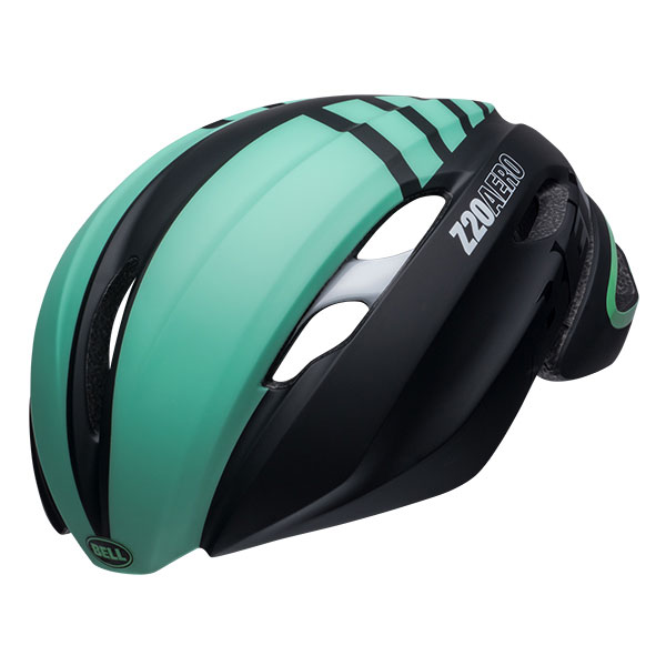 BELL Z20 AERO MIPS Z20エアロミップス ブラック×ミント×ホワイト ヘルメット/ ベル 自転車 大人用ヘルメット