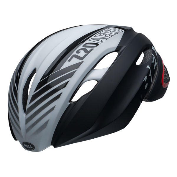 BELL Z20 AERO MIPS Z20エアロミップス ブラック×ホワイト×クリムゾン ヘルメット/ ベル 自転車 大人用ヘルメット
