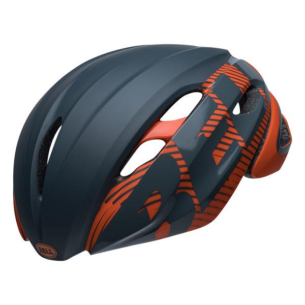 BELL Z20 AERO MIPS Z20エアロミップス スレート×オレンジ ヘルメット/ ベル 自転車 大人用ヘルメット