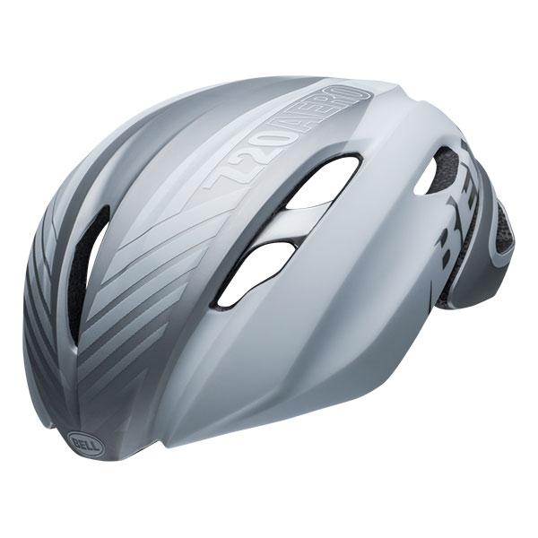 BELL Z20 AERO MIPS Z20エアロミップス ホワイト×シルバー ヘルメット/ ベル 自転車 大人用ヘルメット