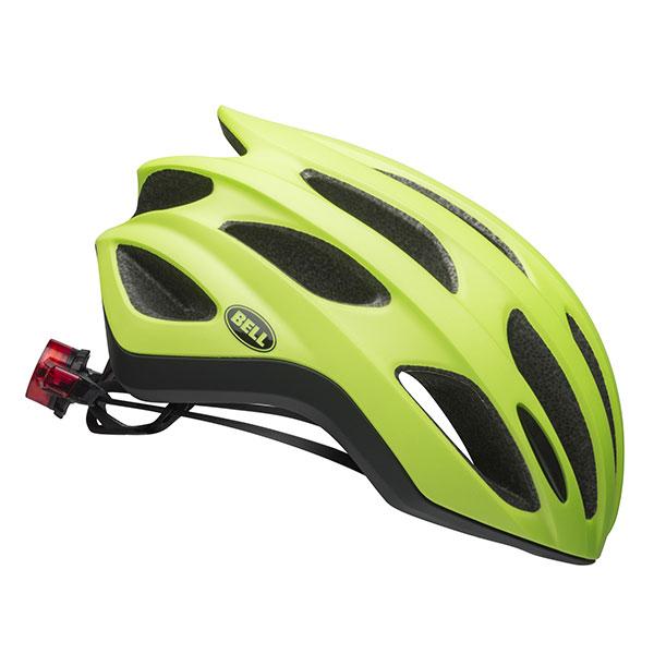 BELL FOMULA LED MIPS フォーミュラ LED ミップス マットグリーン ヘルメット/ ベル 自転車 大人用ヘルメット